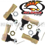 Honda TRX 450R 250R 400EX Tie Rod Ends Kit