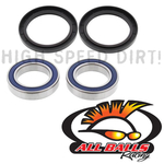 Suzuki LT500 Rear Axle/Whl Bearings Seals