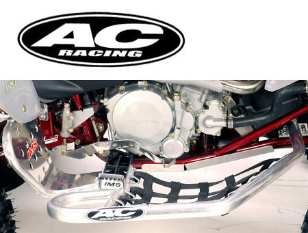 AC Racing Standard ATV Quad Nerf Bars