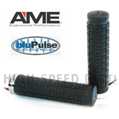 AME Clamp-On ATV Heated 1.3 Tri Grips