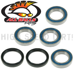 CanAm DS450 All Balls Rear Axle/Whl Bearings Seals