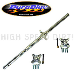 CanAm DS450 Durablue X33 Ext. Adjust. Axle w/Hubs