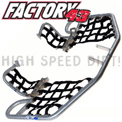 Suzuki LTR450 Factory 43 ProPeg Nerfs Heel Guards