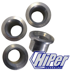 Hiper Racing Wheels CF1 Inserts Qty (4)