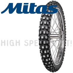MITAS ICEKING MX ICE RACING FRONT TIRE 80/100X21