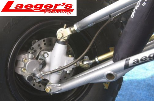Laeger's Pro-Trax System - No Stem