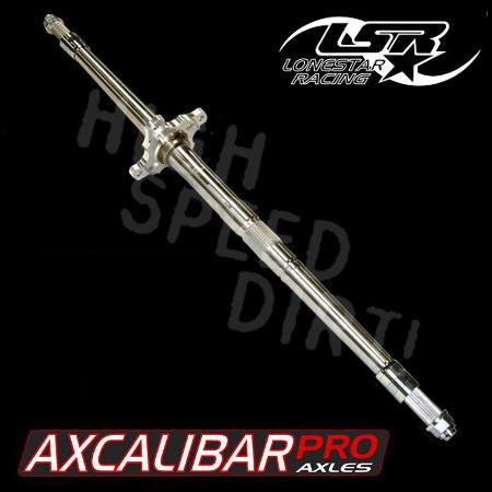 Lonestar Racing Axcalibar PRO adjustable axle