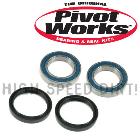 Suzuki LT250R 85-92 Rear Axle/Whl Bearings Seals