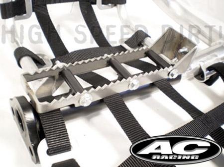 Yamaha Banshee Aluminum Heel Guards