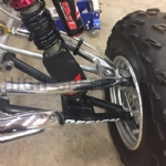 Banshee ROLL DESIGN YFZR Adaptor A-Arms