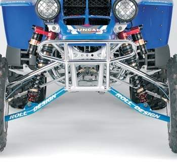 Yamaha Banshee ROLL DESIGN Long Travel A-Arms