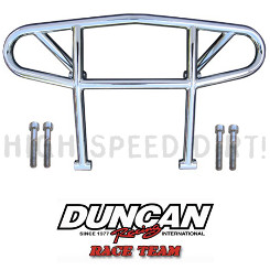 MultiFit Duncan Racing Chrome Front Bumper