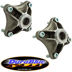LT500 QuadRacer Rear 4/115 Durablue Hubs