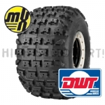 DWT Racing MX V4 Tires 18x10-8 4-Ply
