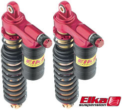 Elka STAGE 4 Elite -Race- ATV Front Shocks Pair