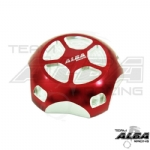 Polaris Outlaw Alba Gas Cap Billet aluminum