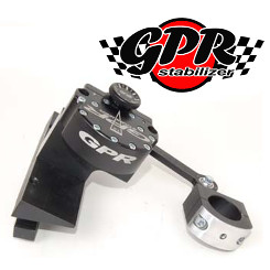 Banshee GPR Steering Std Low Boy Damper Blk