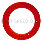 "GPS 10"" INCH RED CARBON RING"