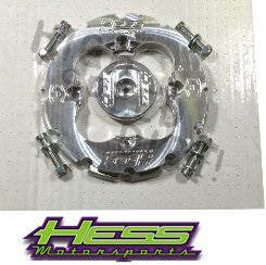 Yamaha YFZ450R Hess Rear Sprock & Countershaft Gds