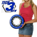 image of girl holding a HiPer Tech-3 rim