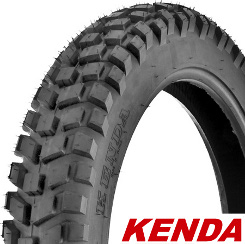 K335 Kenda Rear Ice Tire 400 x 18 4 Ply