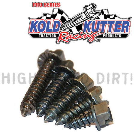 1/2 #8-18 Kold Kutter AMA Ice Screws (1000)