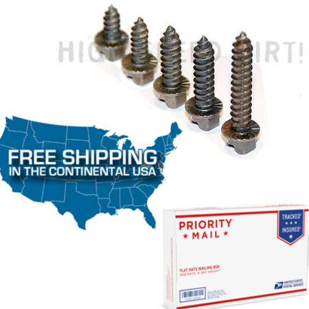 Free Shipping Kold Kutter AMA Ice Racing Screw 250