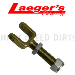 Laeger's Pro Trax T-Pin Upper A-arm Large Clevis