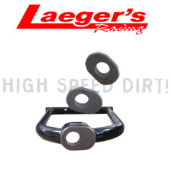 Laeger's Pro Trax Upper A-arm Caster Oval Insert