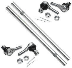 Yamaha Blaster HD 12mm stainless Tie Rod Kit