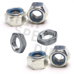 Ball joint nuts M14 x 1.5 (4) Nylok (2) Thin/Jam