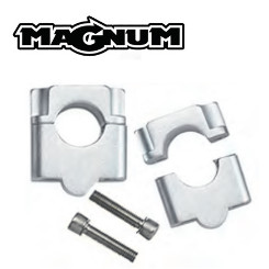 Magnum Universal 1-1/8 Handlebar Mounts - Tall