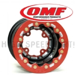 OMF Highlighted Billet Center Beadlock Rim .190