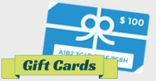 Gift Cards HSD Racing High Speed Dirt Christmas Birthday Motorsports