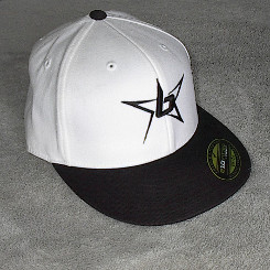 Bling Star Icon Hat 6.875-7.250 Flexfit CLEARANCE