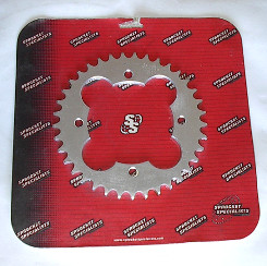 Sprocket Specialists 437-37 Honda 250R 37T rear