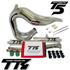 Yamaha Banshee Toomey T5KC Kit Chrome