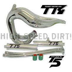 Toomey T5SC Chrome Set Banshee Pipes