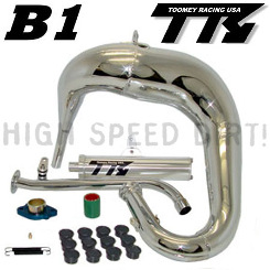 Yamaha Blaster Toomey B1KC Kit Chrome UNI Vents