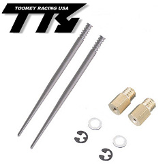 Yamaha Banshee Perfect Jetting Kit Toomey T5 T6