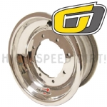 10x5 Goldspeed A6 Rolled Lip ATV Wheel