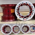 ATV MX OMF Billet Beadlock Rim Set