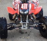 Honda 450R Teixeira WORCS A-arm kit