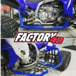 250R Factory 43 Evo Nerfs Integrated