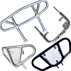 AC Racing, Duncan Racing, Factory 43 bumpers grab bars