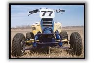 custom front bumper +2 a-arms, zero bump steer
