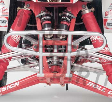 Honda TRX250R Duncan Racing  Chrome Front Bumpers