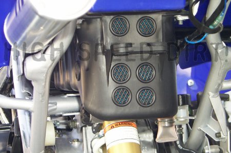 Yamaha Banshee Toomey T5K Steel Kit Pipes